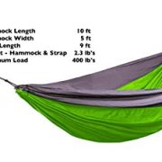 1-Premium-Single-Camping-Hammock-Bonus-Straps-By-TNH-Outdoors-Premium-Quality-Hammock-Strong-9ft-Straps-With-30-Hitch-Points-Larger-10x5ft-Hammock-Lifetime-Warranty-0-1