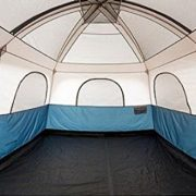 10-Person-Tent-2-Rooms-Instant-Outdoor-Family-Trail-Hunting-Camping-Cabin-Wall-0-0
