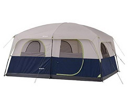 10 Person Tent 2 Rooms Instant Outdoor Family Trail