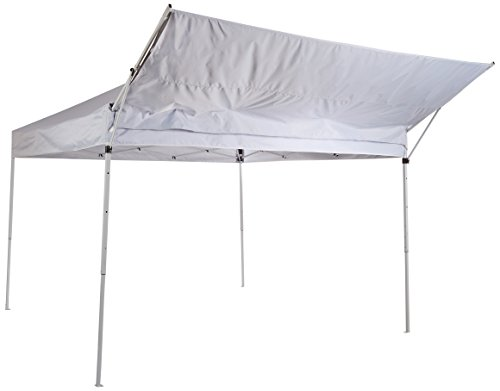 AmazonBasics Pop Up Canopy Tent With Sidewalls 10