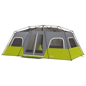 039a61fc25 KingCamp CAMP KING 8-person 2-room Instant Camp Cabin Tent, 13' × 9 ...