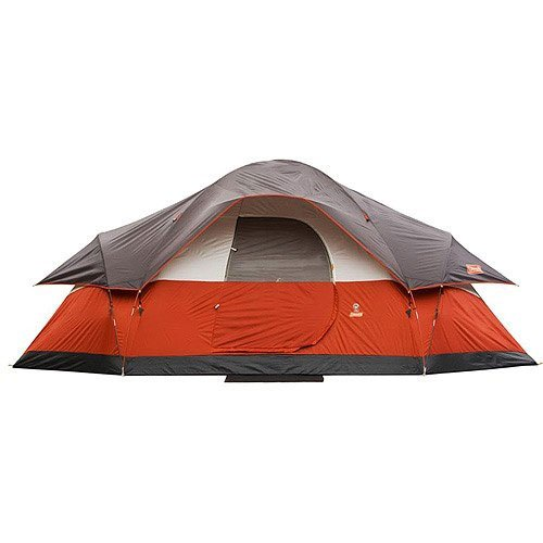 Coleman 17 X 10 Foot Oasis 8 Person Tent Discounttentsnova