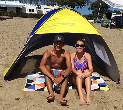 Easygo Sun Shade Instant Pop Up Family Beach