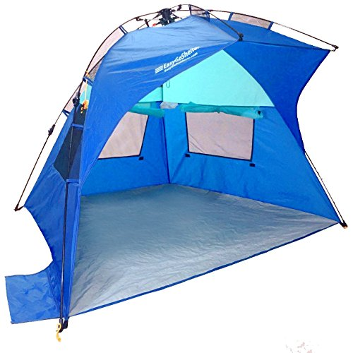 Easygo Shelter Instant Easy Up Beach Umbrella Tent Sun Sport Tents Nova