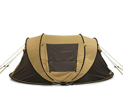 FiveJoy-4-Person-Instant-Pop-Up-Tent-Automatic-  sc 1 st  Discount Tents Nova & FiveJoy Instant 4-Person Pop Up Tent u2013 Set Up in Lightning Speed ...