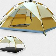Fivejoy Instant 3 Person 3 Season Dome Tent Double Wall