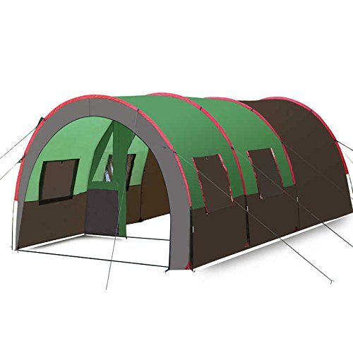 Funs-810-Person-Large-Family-Tunnel-Tent-0  sc 1 st  Discount Tents Nova & Funs® 8~10 Person Large Family Tunnel Tent   DiscountTentsNova