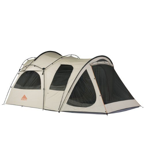 Kelty Frontier 10x10 Foot Canvas Tent 6 Person