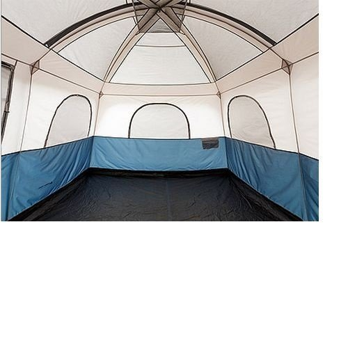 Ozark-Trail-10-Person-2-Room-Straight-Wall-  sc 1 st  Discount Tents Nova : ozark trail cabin tents - memphite.com