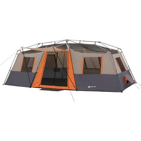 sc 1 st  Discount Tents Nova & Ozark Trail 12-Person 3-Room Instant Cabin Tent | DiscountTentsNova