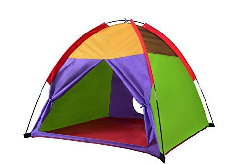 Play Tent Kids Playhouse Outdoor Camping Indoor Playground Children ...
