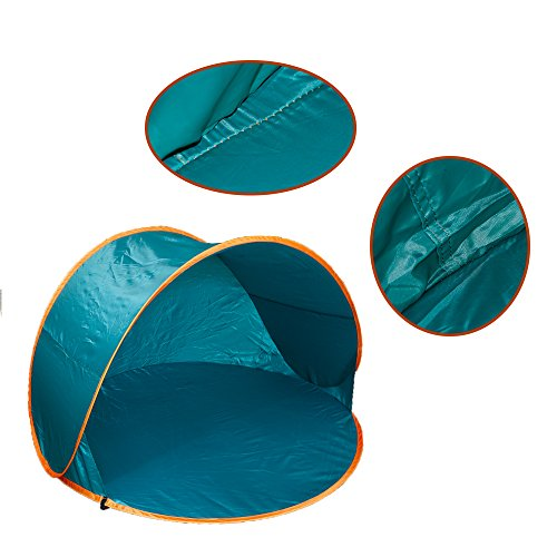Portable-Pop-up-Sun-Shelter-Uvwind-Tent-Uv-  sc 1 st  Discount Tents Nova & Portable Pop-up Sun Shelter Uv/wind Tent Uv Protection 1-2 Persons ...