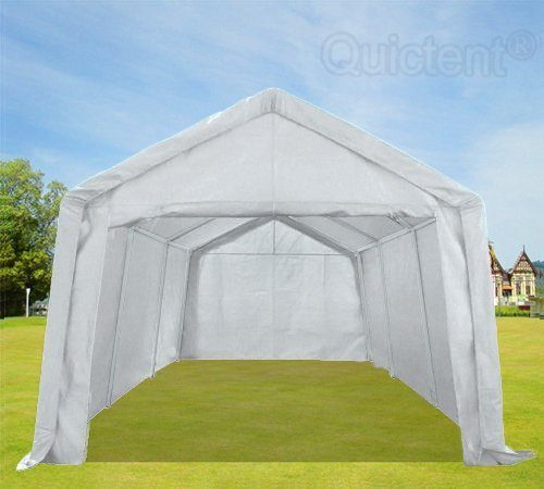 Quictent 174 20 X 10 Heavy Duty Carport Gazebo Canopy Party