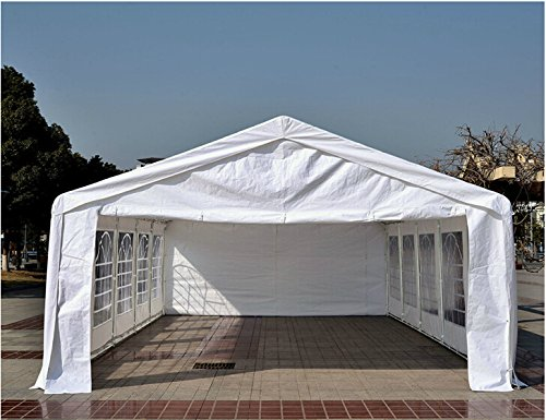 Quictent 174 32x16 Heavy Duty Carport Party Wedding Tent