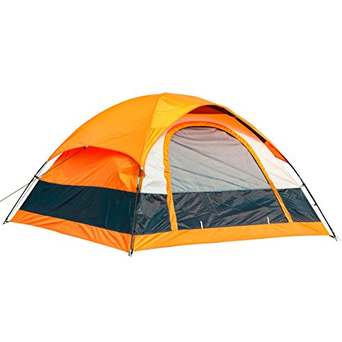 Semoo-Water-Resistant-2-3-Person-1-Door-3-Season-Lightweight-Tent-for-Camping-with-Carry-Bag-0-2