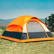 Semoo-Water-Resistant-2-3-Person-1-Door-3-Season-Lightweight-Tent-for-Camping-with-Carry-Bag-0-3