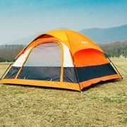 Semoo-Water-Resistant-2-3-Person-1-Door-3-Season-Lightweight-Tent-for-Camping-with-Carry-Bag-0-4