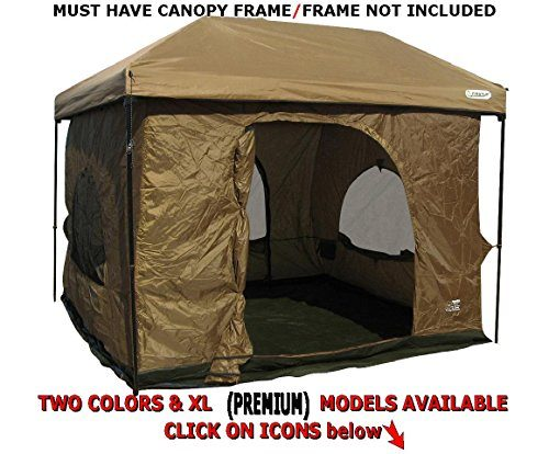 Standing Room 100 Family Cabin Camping Tent With 8 5 Feet