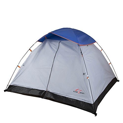 3 Room Wyoming Family Tent By Suisse Sport