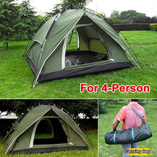 Yaheetech-Outdoor-Waterproof-Automatic-3-4-People-C&ing- & Yaheetech Outdoor Waterproof Automatic 3-4 People Camping Family ...