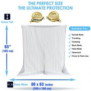 1-Outdoor-Mosquito-Net-By-NATURO-The-Largest-Double-Bed-Mosquito-Net-Canopy-Insect-Malaria-Zika-Repellent-Free-Bonuses-2-Insect-Repellent-Bracelets-A-Full-Hanging-Kit-Carry-Bag-Free-E-Book-0-0