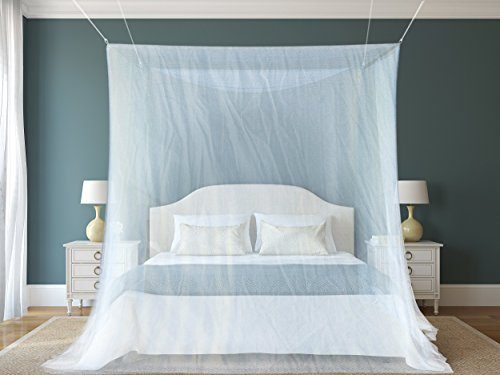 1 the best mosquito netnaturo - the largest double bed mosquito