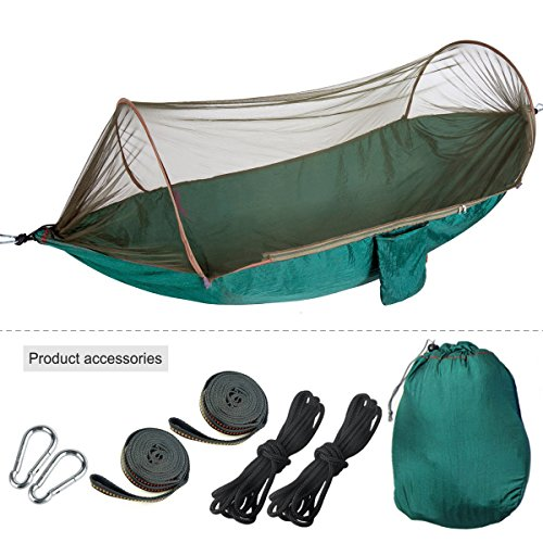 95 feet hammock with mosquito   tent for  9 5 feet hammock with mosquito   tent for 4 season outdoor      rh   discounttentsnova