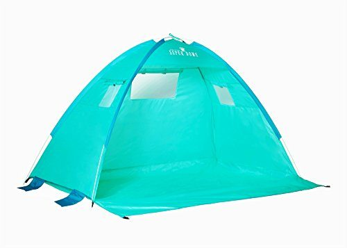 Beautiful-Turquoise-sea-blue-Automatic-large-Premium-quality-  sc 1 st  Discount Tents Nova : sun shelter beach tent - afamca.org