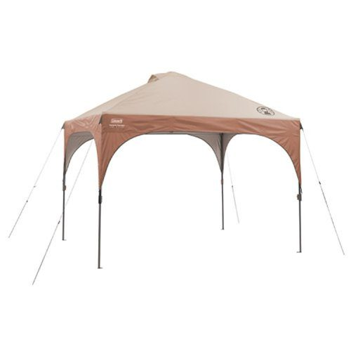 Coleman Instant Canopy With Led Lighting System