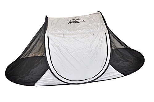 Free Standing Instant Pop Up Mosquito Bug Tent With Upf