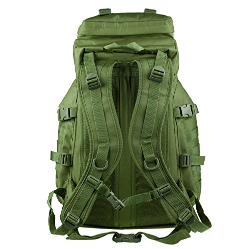 dbdb24c473 G4Free 50L Military Tactical Backpack Hiking Camping Traveling ...