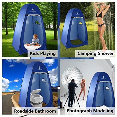 Leapair Dressing Tent Shower Privacy Portable Camping Beach