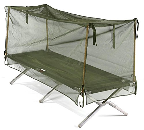 Add to Wishlist loading  sc 1 st  Discount Tents Nova & Military Outdoor Clothing Never Issued US GI OD Skeeta Tent ...
