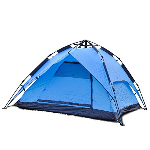 Outereq Instant Automatic Camping Tent 3 4 Person Tent