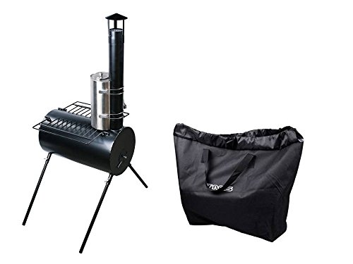 Tms 174 Portable Military Camping Wood Cooking Stove Tent