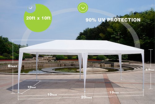 Charmant Uscanopy 10×30 Party Wedding Outdoor Patio Tent