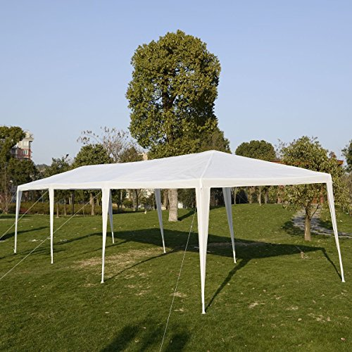 Wedding-Party-Tent-Outdoor-C&ing-10×30-Easy- & Wedding Party Tent Outdoor Camping 10u0027x30u2032 Easy Set Gazebo BBQ ...