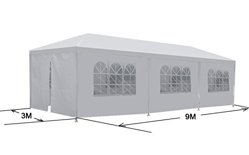 Zeny 174 10 X30 Outdoor Camping White Party Wedding Tent