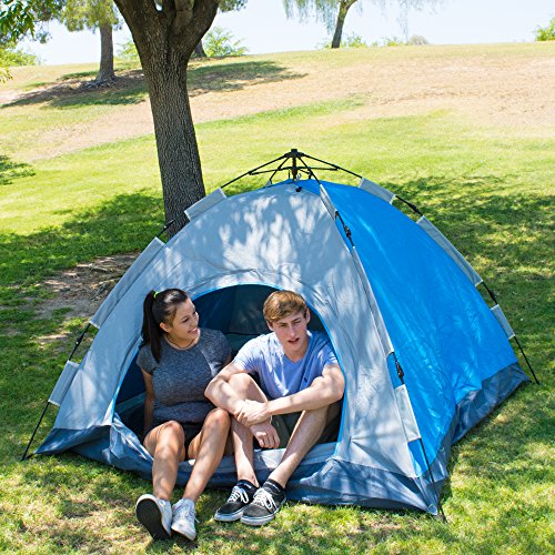 Eagletail Outdoor Instant Tent 3 Person Automatic Camping