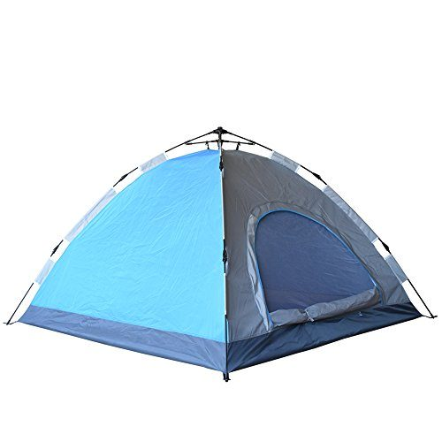 Canvas Or Nylon Tents Image Number 27 Of Fast To Set Up