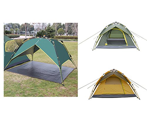 Luxetempo 2 3 Person Automatic Instant Family Camping Tent
