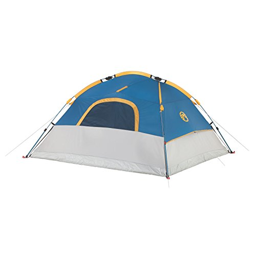 Coleman Camping 4 Person Flatiron Instant Dome Tent